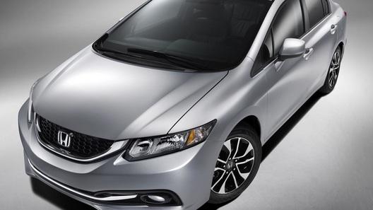 Honda покажет в Лос-Анджелесе спешно обновленный Civic