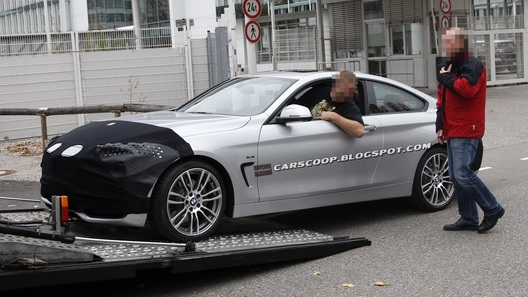 Первого представителя BMW 4 Series покажут в Детройте