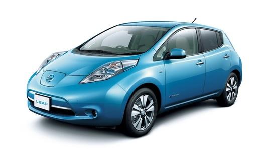 Обновленный Nissan Leaf стал легче и экономичней