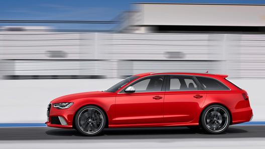 Новая Audi станет самой мощной серийной машиной в истории марки
