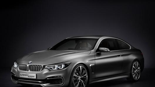 В Сети появились первые изображения BMW 4 серии