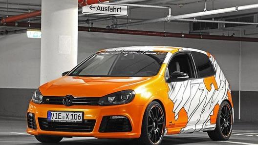 Volkswagen Golf R получил