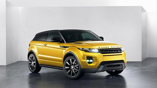 Range Rover привезет в Россию новую версию кроссовера Evoque