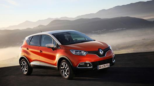 Renault официально представил новый кроссовер Captur
