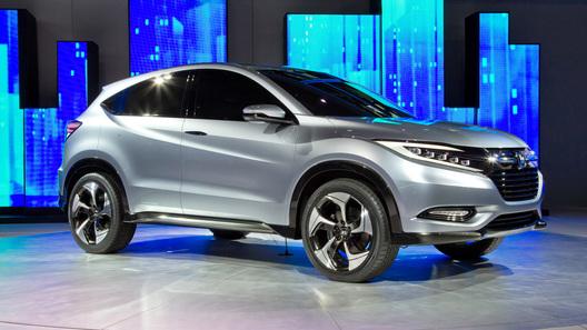 Honda покажет в Токио свой новый компактный кроссовер
