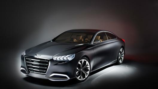 Второе поколение Hyundai Genesis получит полный привод