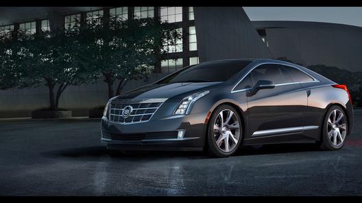 Гибридный Cadillac ELR представлен официально
