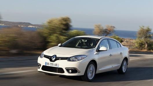 Renault Fluence основательно обновился и подешевел