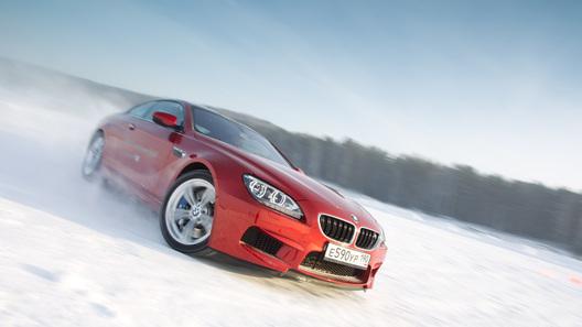 Скользкие знания: грызем лед науки на курсах вождения BMW