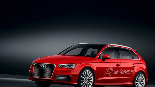 Audi готовит к выпуску гибридный А3 с расходом топлива в 1,5 литра