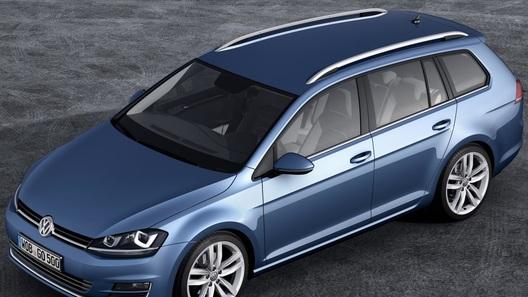 Volkswagen Golf дорос до универсала