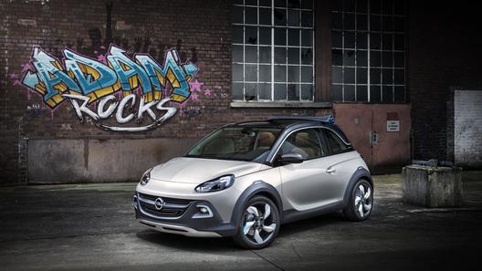 У Opel будет свой небольшой кроссовер