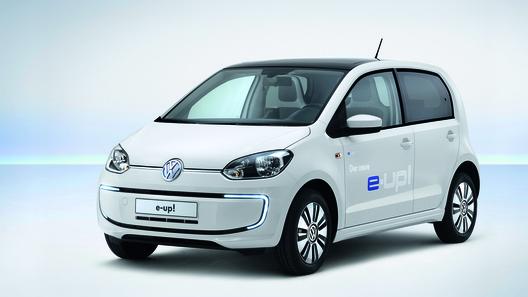 Одной зарядки электрического Volkswagen хватит на 150 км