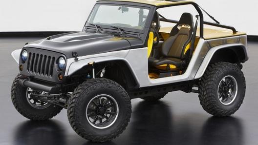 На внедорожный фестиваль в США приедут шесть новых брутальных Jeep