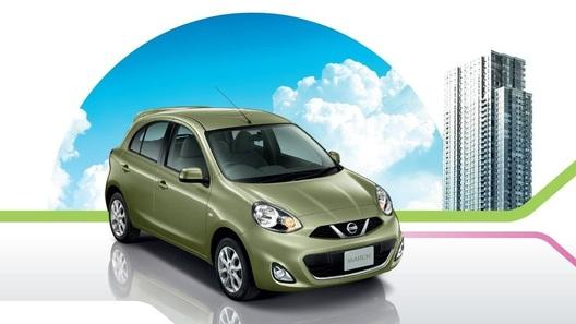 Обновленную Nissan Micra первыми увидят азиаты