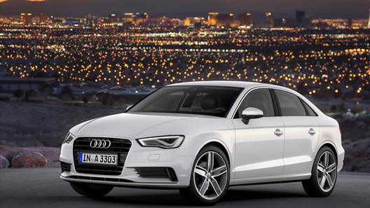 Седан Audi A3 будет стоить около 25 000 евро