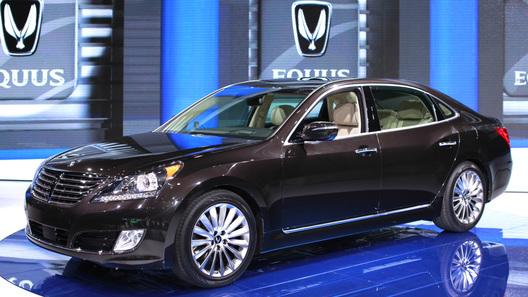 По пути в Нью-Йорк самый дорогой Hyundai стал чуть спортивнее
