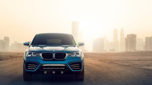 BMW дала поподробнее рассмотреть свою новейшую модель