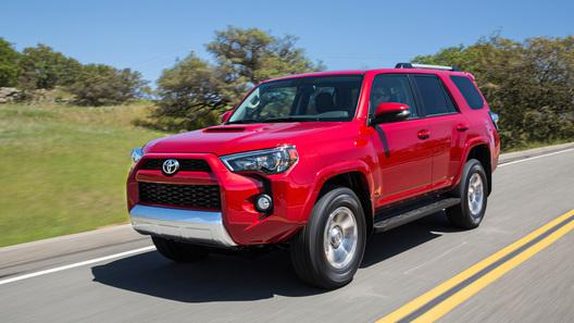 Новый Toyota 4Runner заставляет выбирать между вместимостью и проходимостью