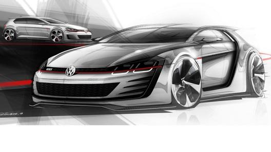 VW готовит к премьере самый экстремальный Golf последних лет