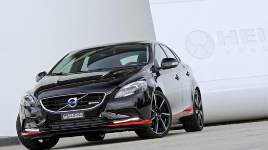 Придворные тюнеры Volvo создали спецверсию V40