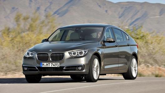 Обновленный BMW 5 серии получил светодиодные