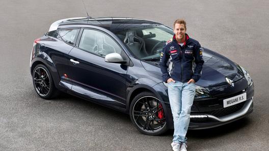 Renault превратила Megane RS в