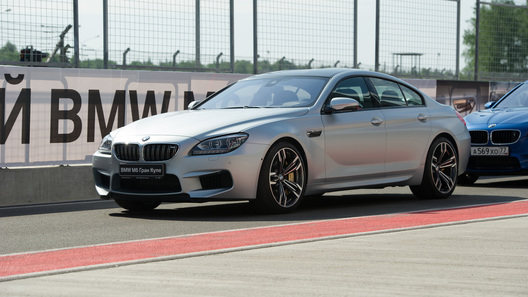BMW M6 Gran Coupe будет стоить в России от 7 350 000 рублей