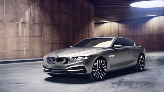 BMW и Pininfarina построили роскошное купе в единственном экземпляре