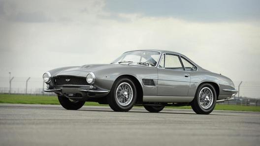 Уникальный Aston Martin ушел с аукциона за 5 миллионов долларов