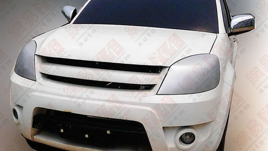 Ford разрабатывает кроссовер для китайского рынка
