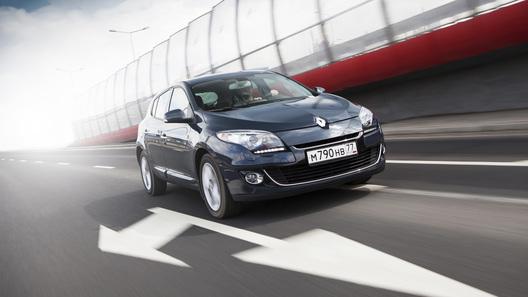 Ищем польских гномов за рулем Renault Megane с вариатором