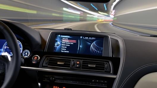 BMW представила обновленную систему ConnectedDrive