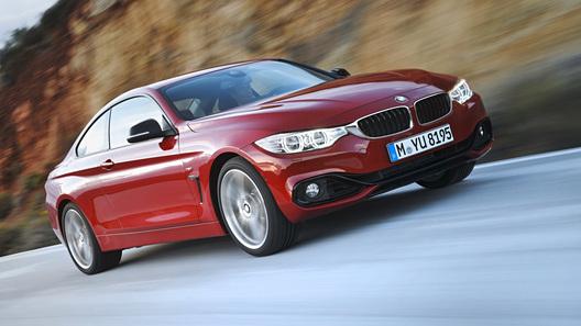 BMW официально представила свое новое купе