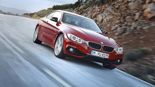 Новейшее купе BMW будет стоить от 1,7 млн рублей
