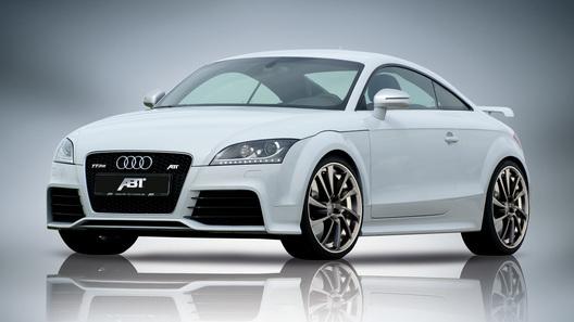 Тюнеры выжали из Audi TT больше 450 л.с.