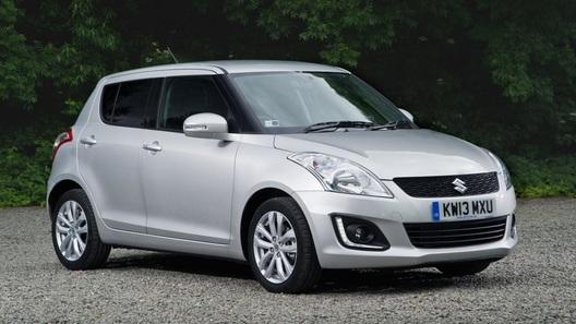 Suzuki слегка обновила свой Swift