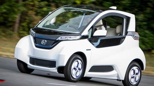 Honda проверит свой электромобиль на людях