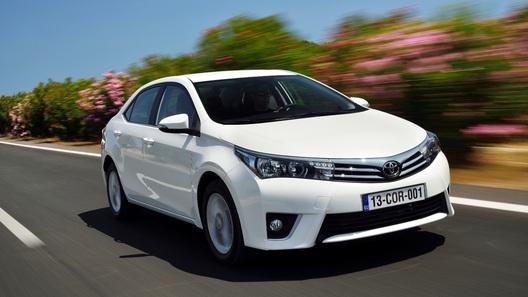 Сверяем нюх на бестселлеры по новому поколению Toyota Corolla