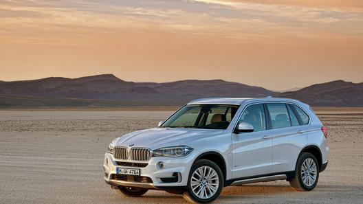 BMW запустил серийное производство нового X5