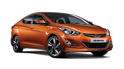 Hyundai представил обновленный седан Elantra