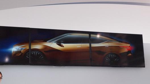Nissan намекнул на новую Maxima