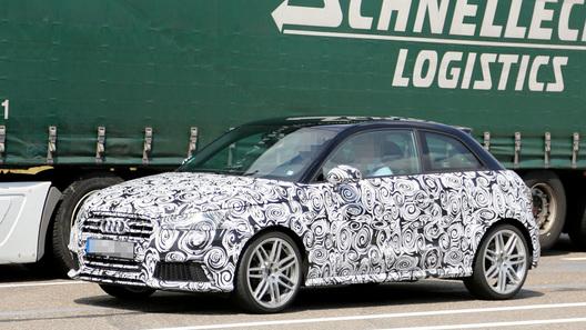 Audi S1 станет одним из самых мощных компактов