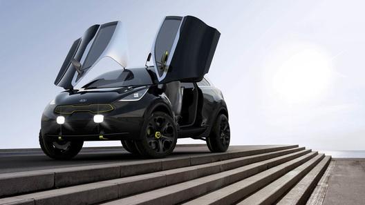 Kia сделает для европейцев новый кроссовер
