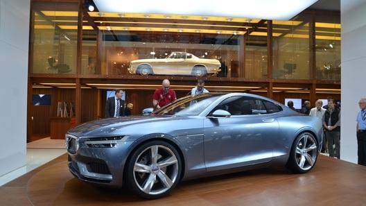 Итальянцы помогут Volvo построить роскошное купе