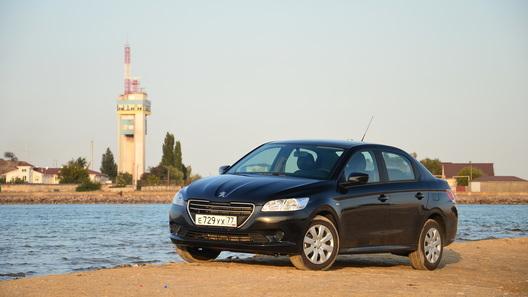Изучаем три характера Peugeot 301