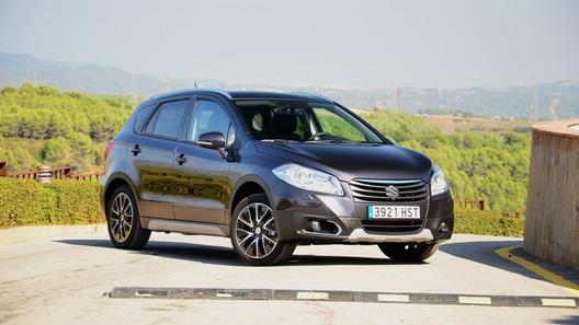 Новый Suzuki SX4 подешевел еще до начала продаж
