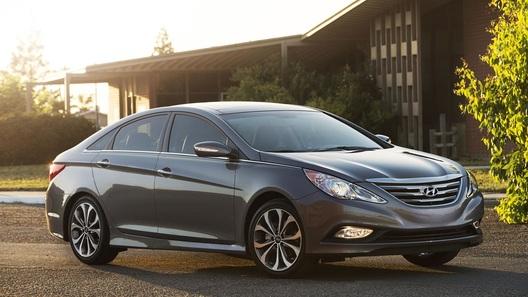 Hyundai Sonata пережила последнее обновление