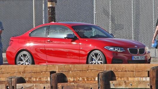 Купе BMW 2 серии получит версию от M Performance