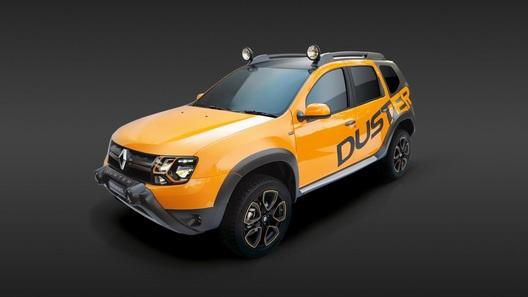 Renault подготовила кроссовер для Терминатора